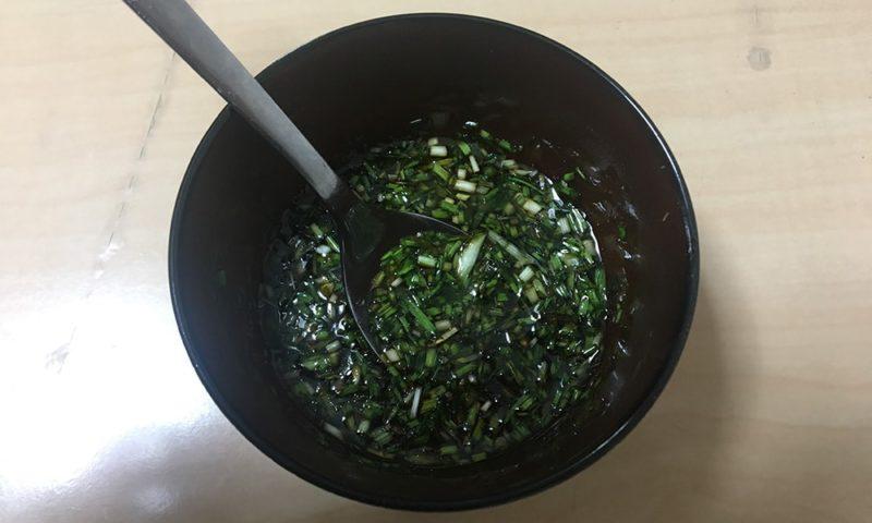 ノビル醤油