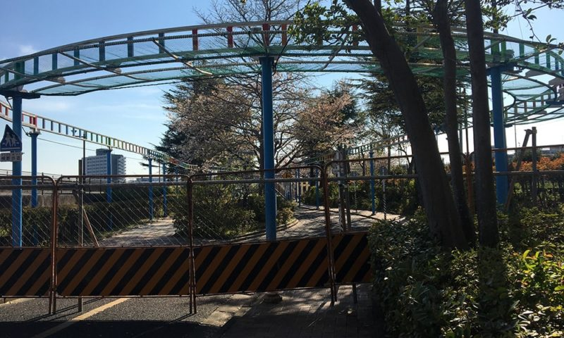 今井児童交通公園の様子
